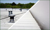 Commercial roof restoration of any kind by J. Wilhelm Roofing Company